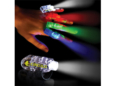 LED Finger Light