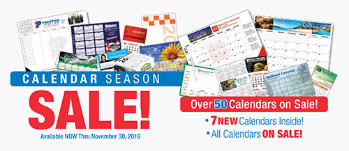 Calendars Your Clients Will Love!