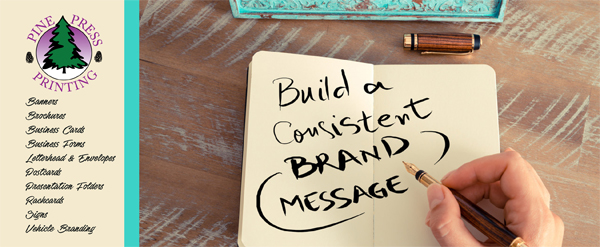 Build a Consistent Brand
